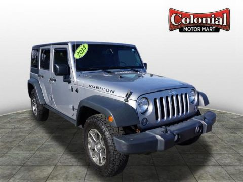 2014 Jeep Wrangler Unlimited Unlimited Rubicon