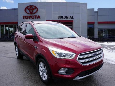 Pre-Owned 2017 Ford Escape SE AWD AWD SE 4dr SUV