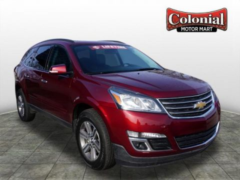 Pre-Owned 2017 Chevrolet Traverse LT AWD AWD LT 4dr SUV w/2LT