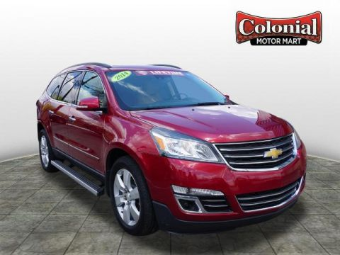 Pre-Owned 2014 Chevrolet Traverse LT AWD AWD LTZ 4dr SUV