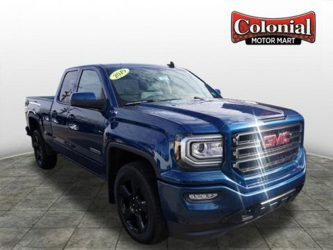 Pre-Owned 2019 GMC Sierra 1500 Base 4WD 4x4 Base 4dr Double Cab 6.5 ft. SB