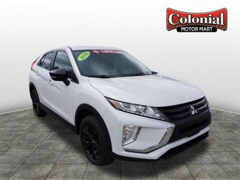 Pre-Owned 2018 Mitsubishi Eclipse Cross LE Other AWD LE 4dr Crossover