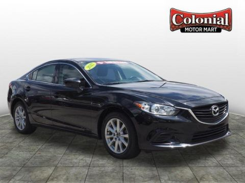 Pre-Owned 2017 Mazda6 Sport FWD Sport 4dr Sedan 6A