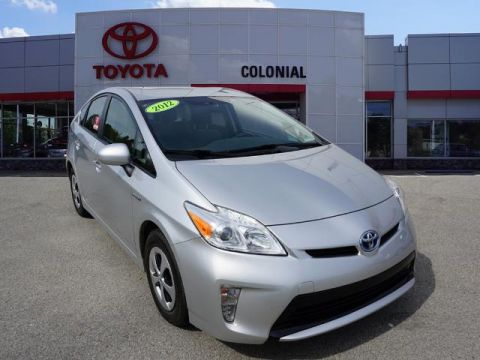 Pre-Owned 2012 Toyota Prius Hrbrid FWD Five 4dr Hatchback