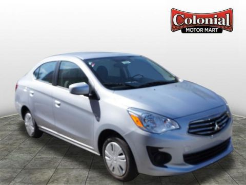 Pre-Owned 2019 Mitsubishi Mirage G4 ES FWD ES 4dr Sedan CVT