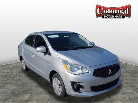 New 2020 Mitsubishi Mirage G4 ES FWD ES 4dr Sedan CVT